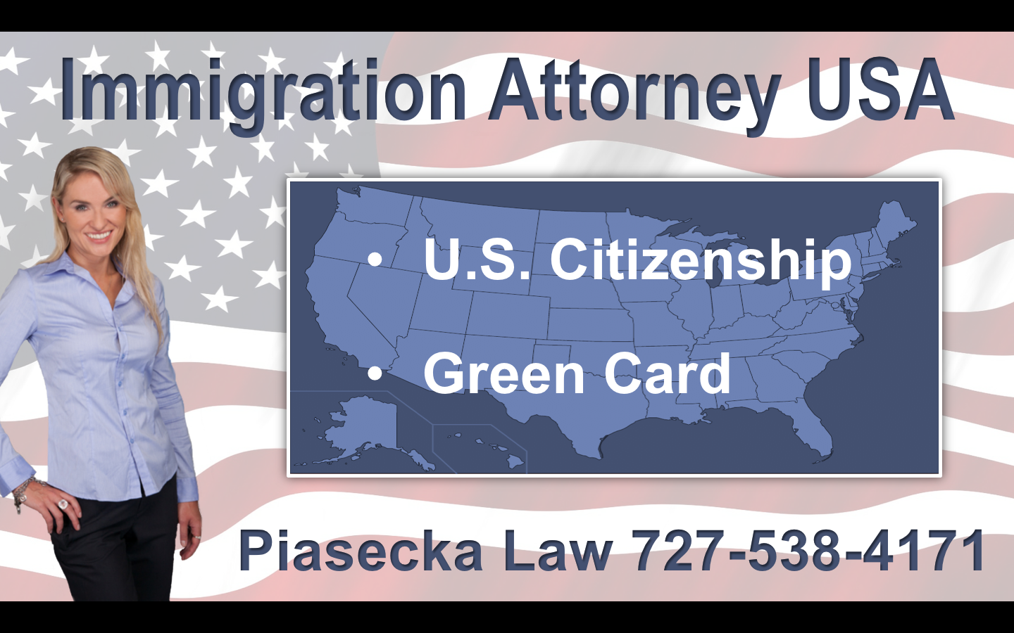 Immigration Attorney USA Attorney Agnieszka Aga Piasecka